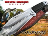 Down Under Kookaburra Throwing Knife Set