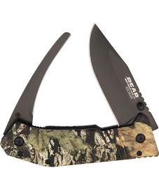 Bear & Son Double Blade Gut And Skinner