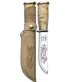 Kés Marttiini Lapp knife 255