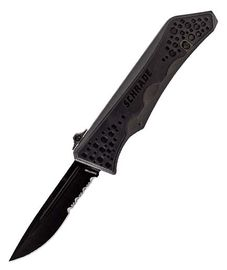 Schrade Out The Front A/O Black