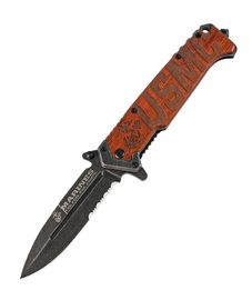 United Cutlery USMC Combat Warrior Folder UC3134