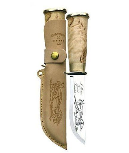Kés Marttiini Lapp knife 245