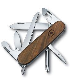 Victorinox kések - Victorinox zsebkés HIKER Wood 1.4611.63