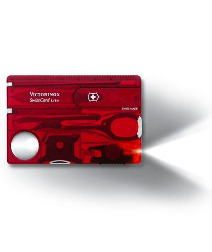 Victorinox kések - Victorinox SWISS CARD Lite 0.7300.T