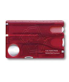 Victorinox kések - Victorinox SWISS CARD Nailcare 0.7240.T